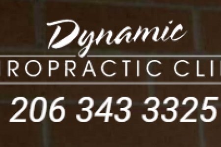 Dynamic Chiropractic Clinic Infographic
