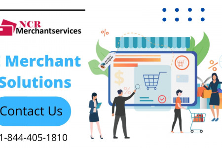 E Merchant Solutions – Secure Payment Processing Infographic
