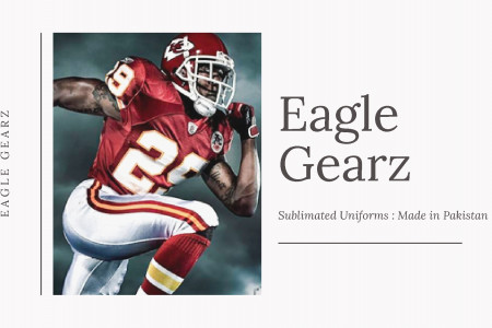 Eagle Gearz | Custom Sublimated Uniforms Infographic