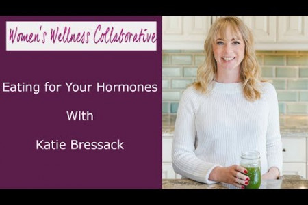 Eating for Your Hormones Infographic