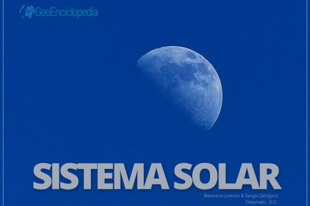 Ebook Sistema Solar Infographic