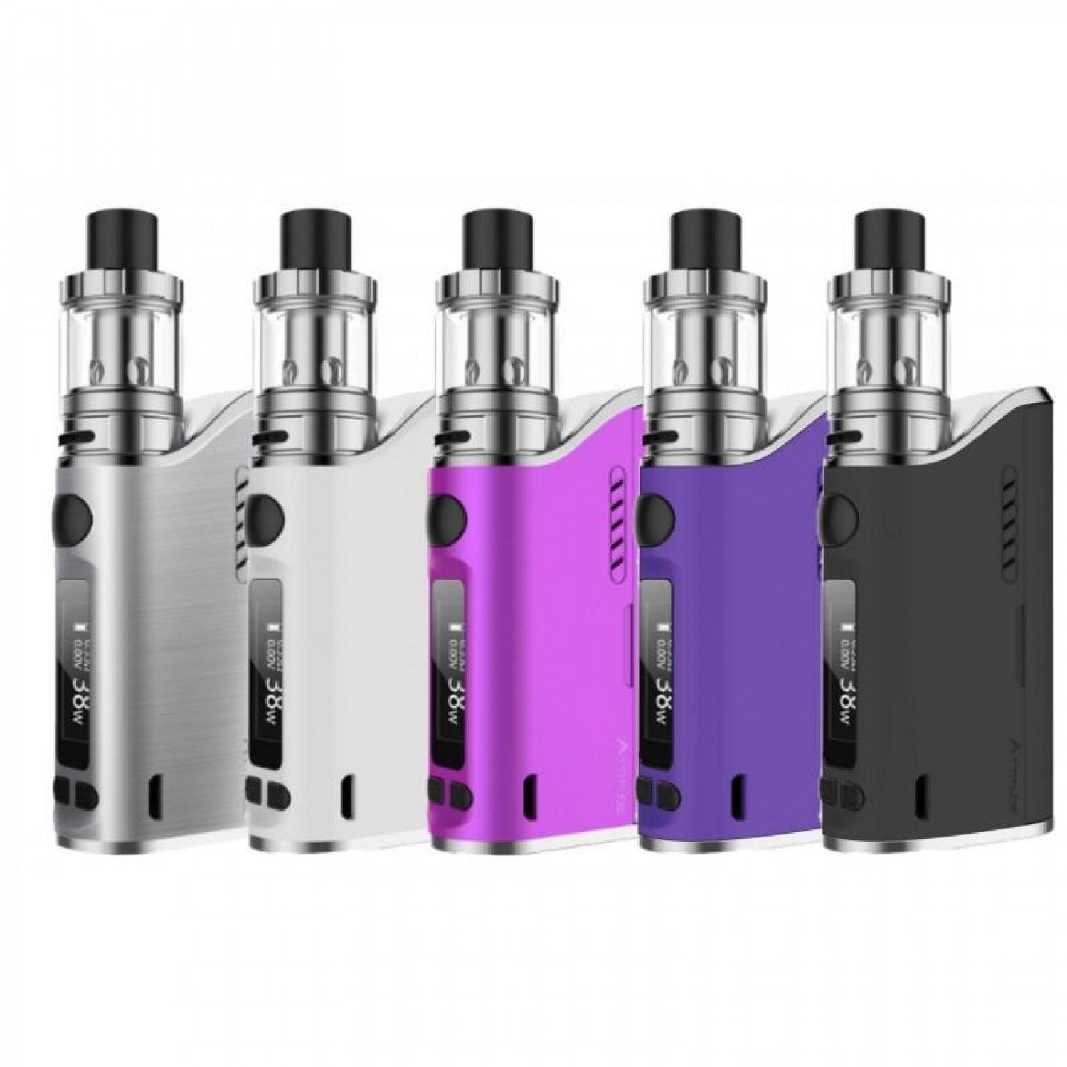 E-Cig Accessories at Cheap Price - Vape Supply Center Infographic