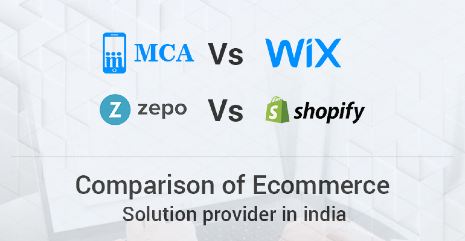 eCommerce Platform- Build e-commerce solution with MoreCustomersApp Infographic