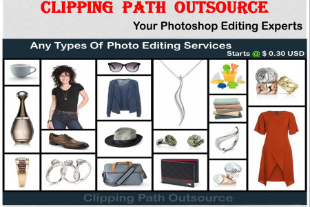 E-Commerce Product Photo Editing Services   Infographic
