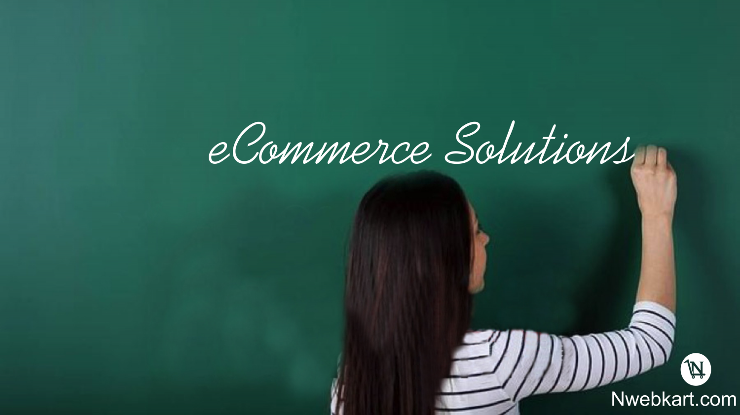 eCommerce website development in India | eCommerce software solution Infographic