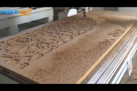 Economic Automatic Tool Changer CNC Router for sale with affordable price Infographic