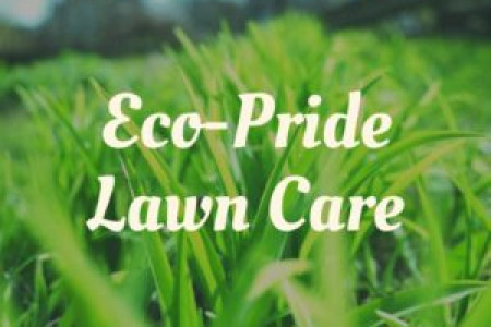 Eco-Pride Lawn Care Infographic
