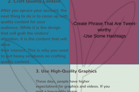 Effective And Proven Tips To Increase Your Twitter Followers Infographic