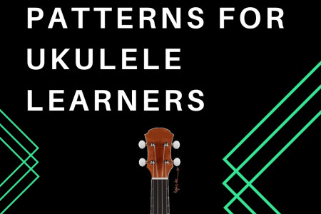 Effective Strumming Patterns for Ukulele Learners Infographic