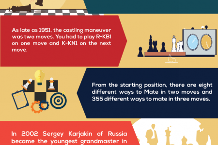 Eight Chess Facts You Probably Didn't Know Infographic