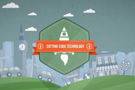 E-learning at LaSalle College Infographic