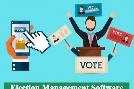 Election Software | Election Software Management System Infographic