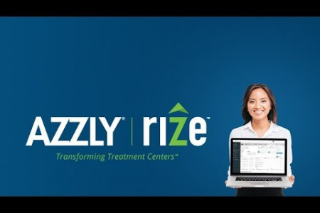 Electronic Health Record And Revenue Cycle Management Software - Azzly Infographic