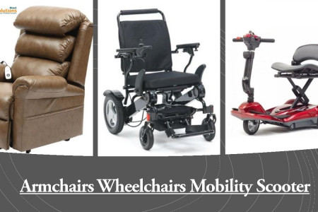 Elegant Quality Mobility Aid Products Infographic
