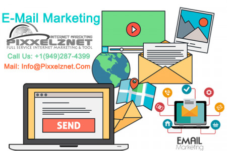 Email Marketing Services in India Infographic