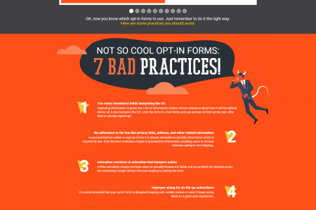 Email Opt-ins Infographic Infographic