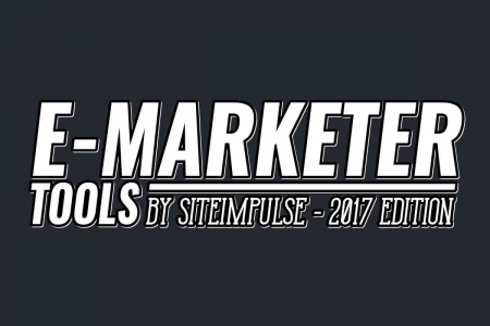 E-Marketer Tools by SITEIMPULSE – 2017 edition Infographic