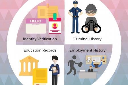 Employment Background Checks: The Information It Contains Infographic