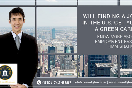 Employment Based Green Card Infographic