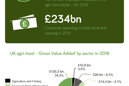 Energy for the Food Industry Infographic