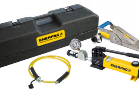 Enerpac Hydraulic box Infographic