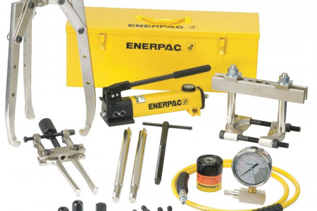 Enerpac  Infographic