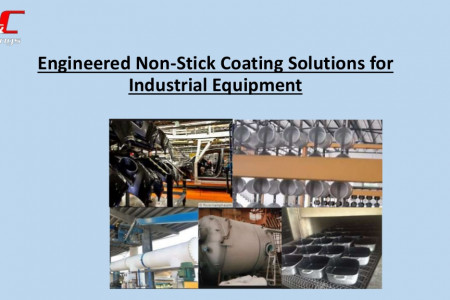 Engineered Non-stick Coating Solution for Industries Infographic