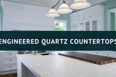 Engineered Quartz: The Best Choice for Kitchen Countertops Infographic
