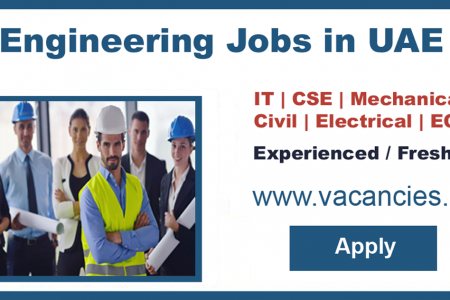 Engineering jobs in UAE Infographic