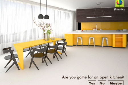 Enhance the Beauty of Your Home with Laminate Furnishing from Greenlam Infographic