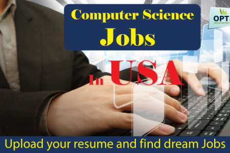 Entry Level Computer Science Jobs in USA  Infographic