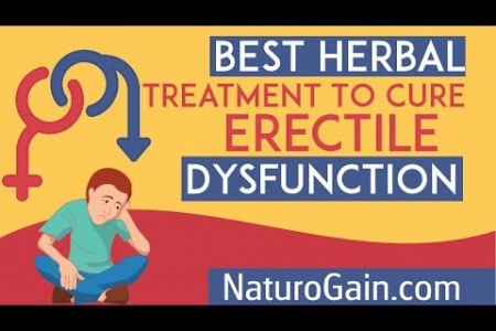 Erectile Dysfunction Due to Over Masturbation Herbal Treatment to Cure It Infographic
