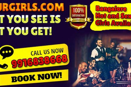 Escorts Bangalore for fun Infographic