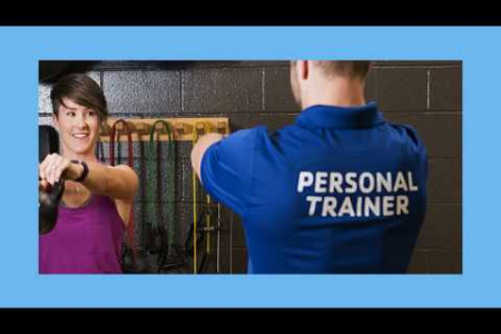 Essential Factors to Consider for a Personal Trainer Infographic