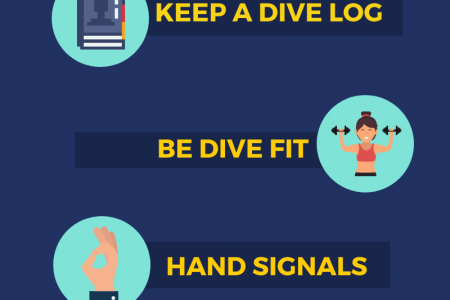 Essential Scuba Diving Refresher Tips Infographic