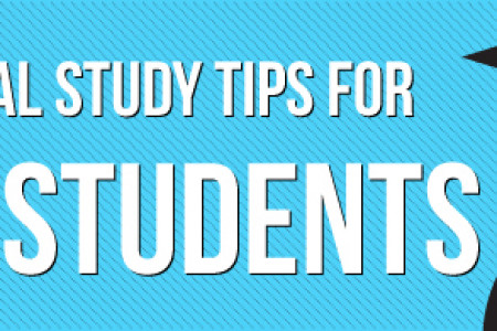 Essential Study Tips for New Students Infographic