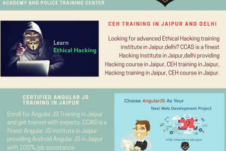 Ethical Hacking Institute In Jaipur Infographic
