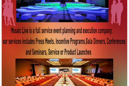 Event Management Dubai Infographic