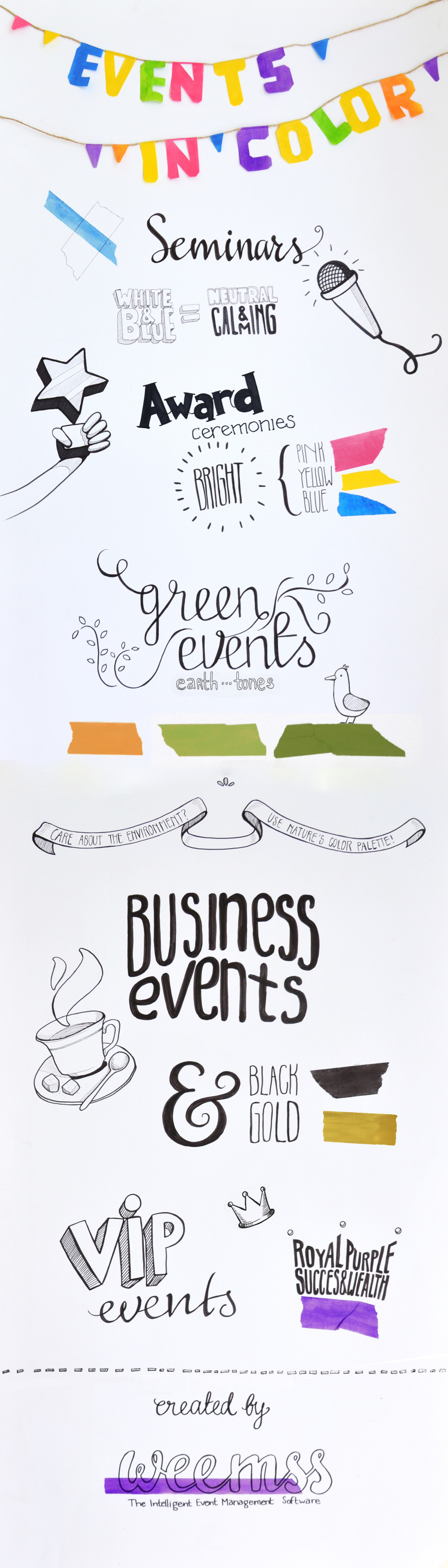 Events in Color