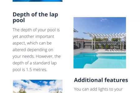 Everything you need to know before choosing a lap pool Infographic