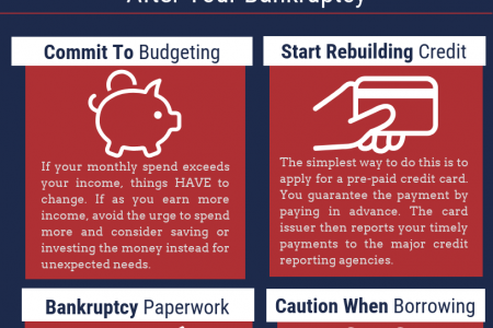 Everything You Need To Know When Filing For Bankruptcy  Infographic