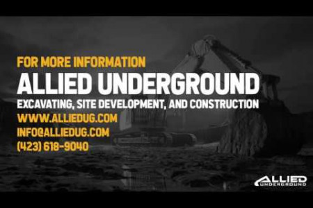 Excavation Strategies For Underground Utility Contractors In Ooltewah TN Infographic