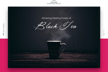 Excellent Advantages of Black Tea for your Hair, Skin, and Heart Infographic