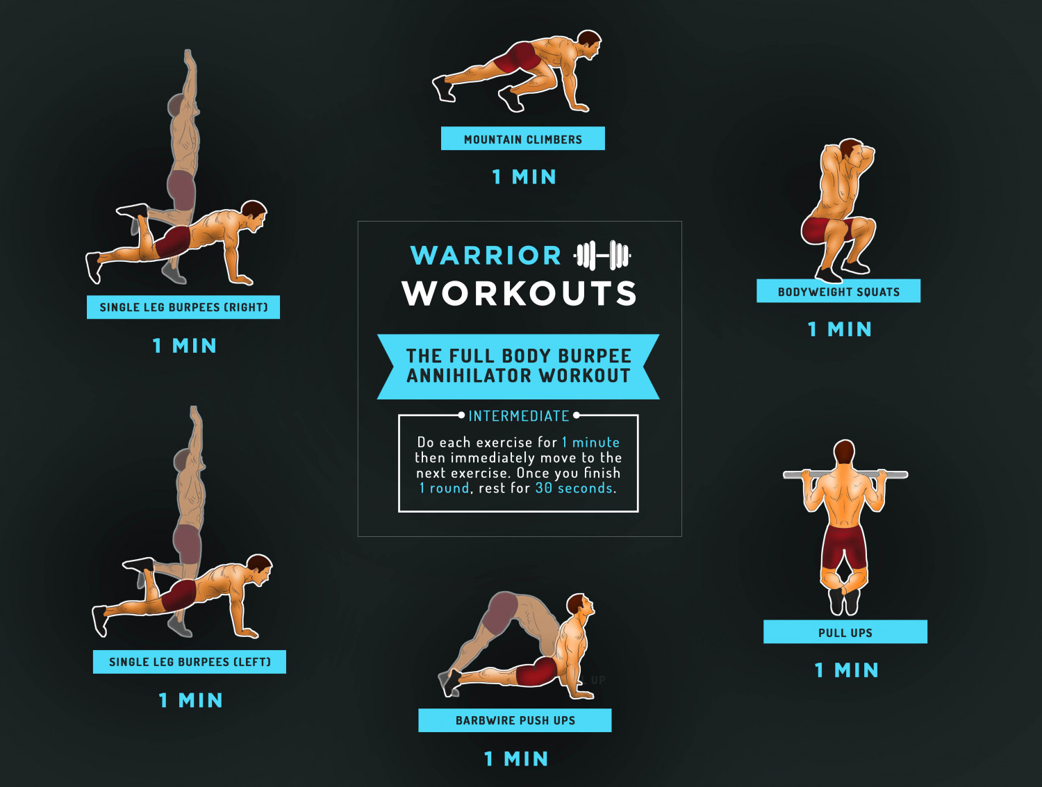Exercise IG Infographic