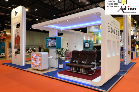 Exhibition and Stall Design in Madurai, Chennai  Infographic