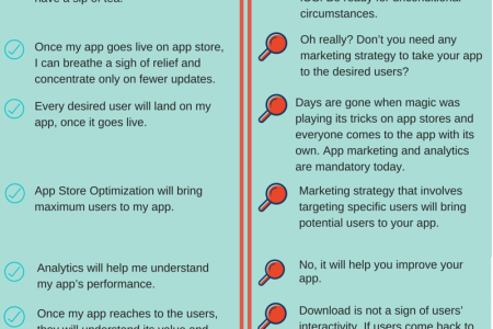 Expectations vs Reality: A Route From App Development to App Success Infographic