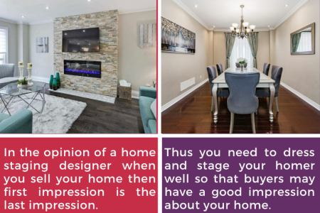 Experience a new kind of home - Astra Staging Infographic