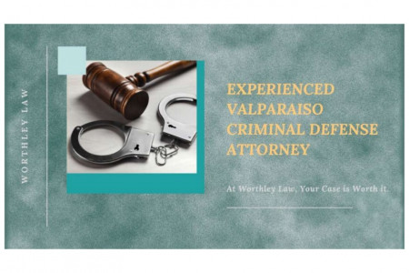 Experienced Valparaiso Criminal Defense Attorney Infographic