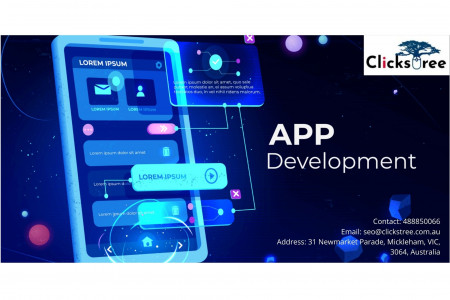 Expert Mobile App Development Agency | Clickstree Infographic