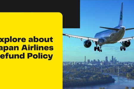 Explore about Japan Airlines Refund Policy Infographic